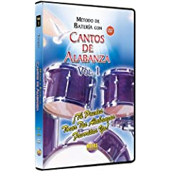 Metodo Con Cantos De Alabanza: Bateria 1