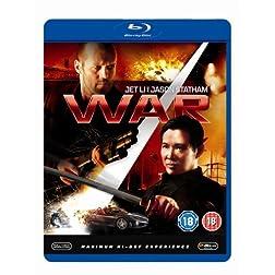 War-Jet Li [Blu-ray]