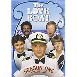 The Love Boat - Season One, Vol. 1