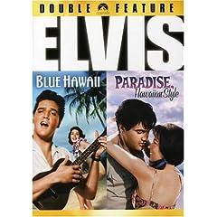 Blue Hawaii / Paradise, Hawaiian Style (Double Feature)