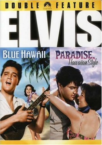 Blue Hawaii / Paradise, Hawaiian Style (Double Feature)