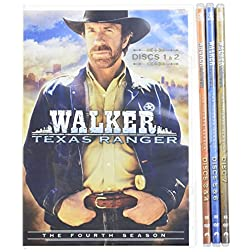 Walker, Texas Ranger - The Fourth Season