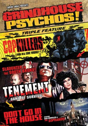 Grindhouse Psychos: Triple Feature