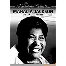 Mahalia Jackson Sings