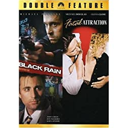 Black Rain / Fatal Attraction (Double Feature)