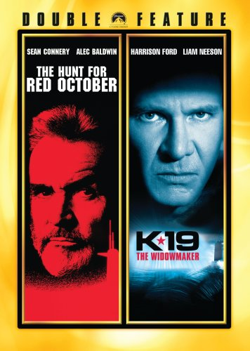 The Hunt For Red October / K-19: The Widowmaker (Double Feature)