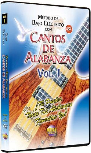 Metodo Con Cantos De Alabanza: Bajo Electrico 1