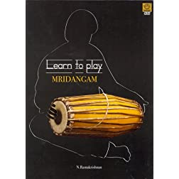 Learn To Play Mridangam