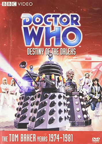 Doctor Who - Destiny of the Daleks (Episode 104)