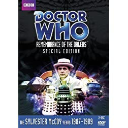 Doctor Who: Remembrance of the Daleks (Special Edition) (Story 152)