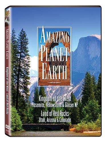 Amazing Planet Earth: Kingdom of the West/Land of the Red Rocks