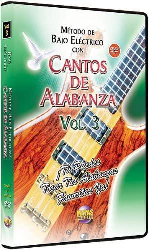 Metodo Con Cantos De Alabanza: Bajo Electrico 3