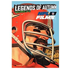 NFL Films: Legends of Autumn, Vol. IV-VI