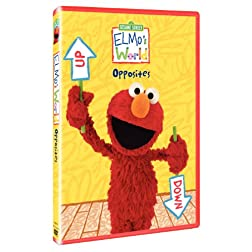 Elmo's World: Opposites