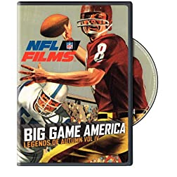 NFL Films: Legends of Autumn, Vol. IV - Big Game America