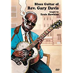 Blues Guitar of Rev. Gary Davis