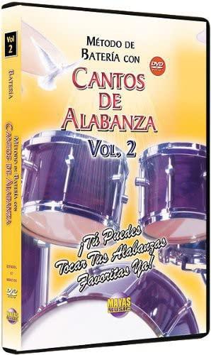 Metodo Con Cantos De Alabanza: Bateria 2