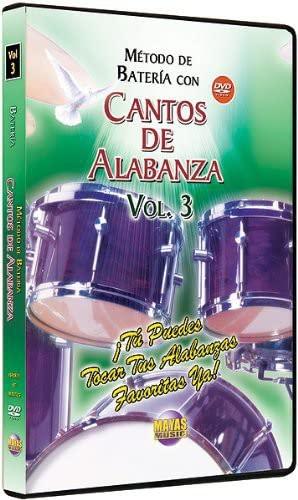 Metodo Con Cantos De Alabanza: Bateria 3