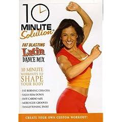 10 Min Latin Dance Mix Mag