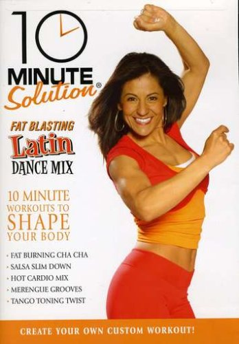 10 Min Latin Dance Mix Mag