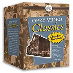 Opry Video Classics Legends-Boxset