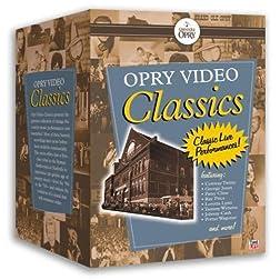 Opry Video Classics Legends-Boxset