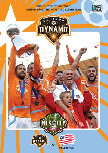 MLS Cup 2007 Championship Game - Houston Dynamo