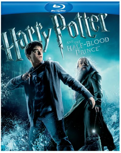 Harry Potter and the Half-Blood Prince (+ BD-Live) [Blu-ray]
