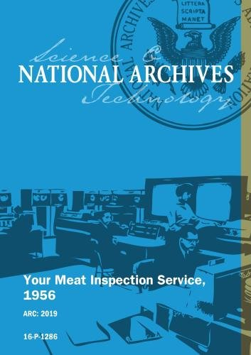 YOUR MEAT INSPECTION SERVICE, 1956