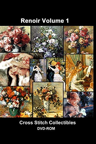 Renoir Cross Stitch Vol. 1