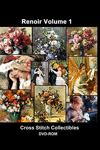 Renoir Cross Stitch Vol. 1