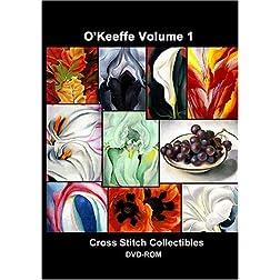 O'Keeffe Cross Stitch Vol. 1