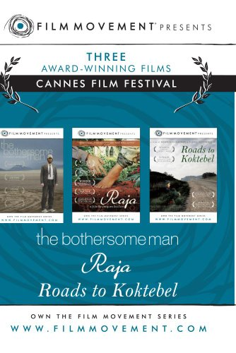 Cannes Film Festival Box Set (The Bothersome Man  / Raja / Road to Koktobel)