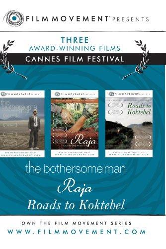 Cannes Film Festival Box Set (The Bothersome Man  / Raja / Road to Koktobel)