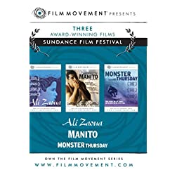 Sundance Film Festival Box Set (Ali Zaoua / Manito / Monster Thursday)