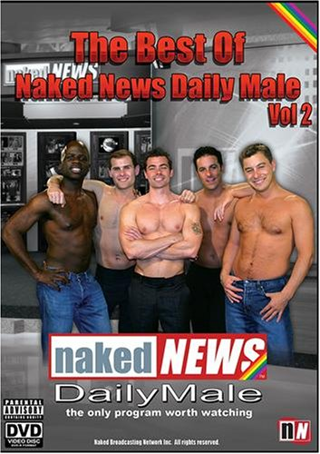 Best of Naked News Daily Male, Vol. 2