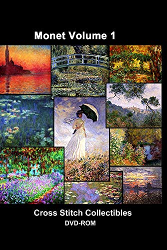 Monet Cross Stitch Vol. 1