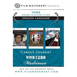 Spanish-Language Box Set (Carol's Journey / Viva Cuba / Madeinusa)