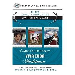 Spanish-Language Box Set (Carol's Journey / Viva Cuba / Madeinusa)
