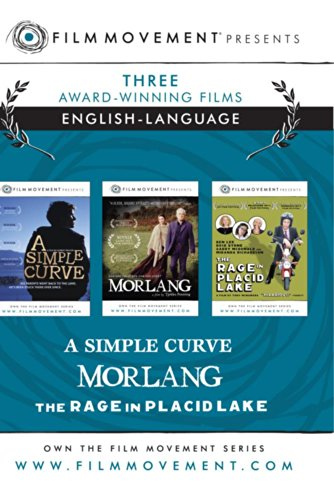 English-Language Box Set (A Simple Curve / Morlang / The Rage in Placid Lake)