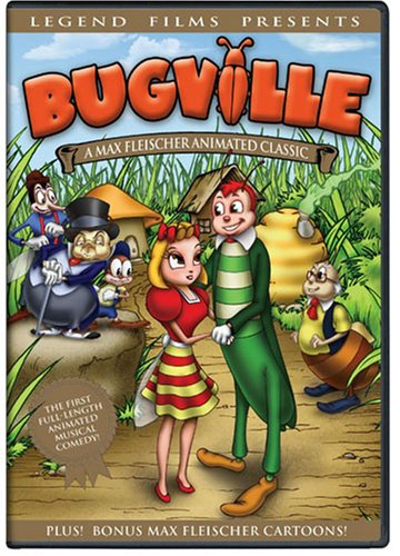 Bugville (aka Hoppity Goes to Town)