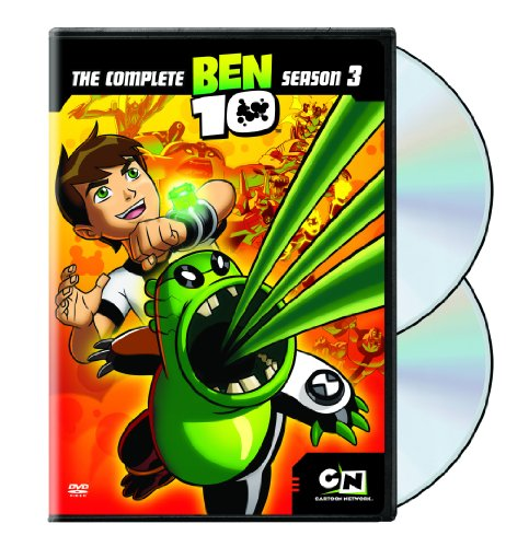 Ben 10 - The Complete Season 3