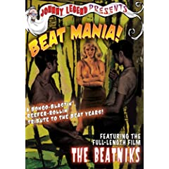 Johnny Legend Presents Beat Mania! (Featuring The Beatniks)