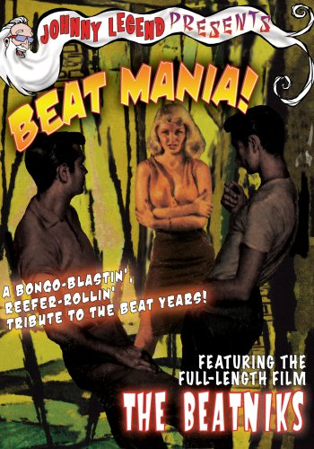 Johnny Legend Presents Beat Mania! (Featuring The Beatniks)