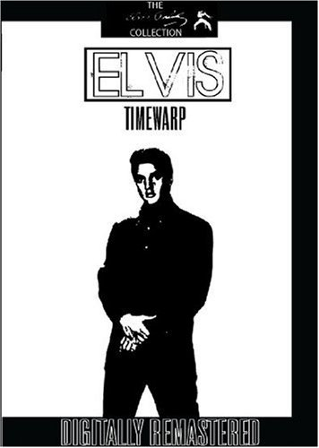 ELVIS - TIME WARP - RARE NEW DVD - presley king of rock