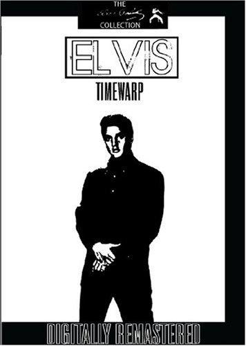 ELVIS - TIME WARP - RARE NEW DVD - presley king of rock