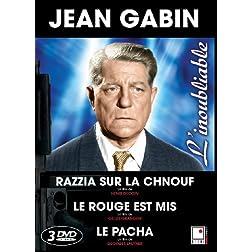 Razzia sur la chnouf / Le rouge est mis / Le pacha - 3DVD Boxset