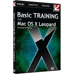 Class on Demand: Basic Training for Mac OS X Leopard: Apple Educational Training Tutorial DVD