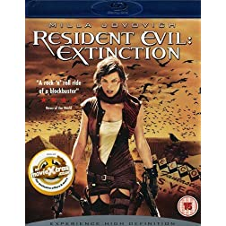 Resident Evil Extinction [Blu-ray]