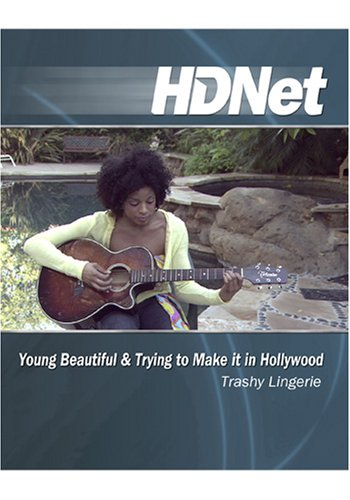 Young Beautiful & Trying to Make it in Hollywood: Trashy Lingerie [HD DVD]